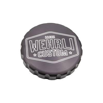 Wehrli Custom Fabrication - 2003-2005 5.9L Cummins WCFab X D&J Precision Billet Valve Cover - Image 3