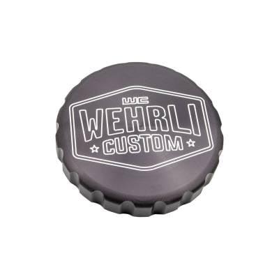 Wehrli Custom Fabrication - 2006-2021 5.9L and 6.7L Cummins WCFab X D&J Precision Billet Valve Cover - Image 4